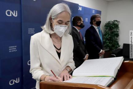 Foto: Agência de Notícias/CNJ