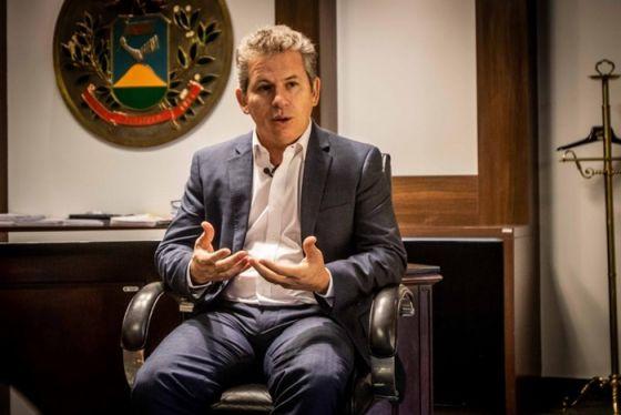 Governador Mauro Mendes continua internado e sem previsão de alta