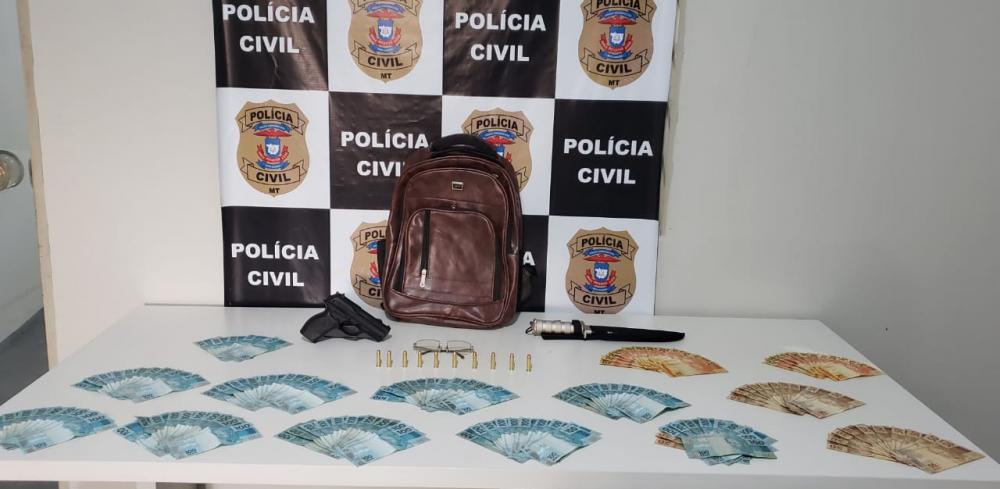 Foto: Polícia Civil-MT