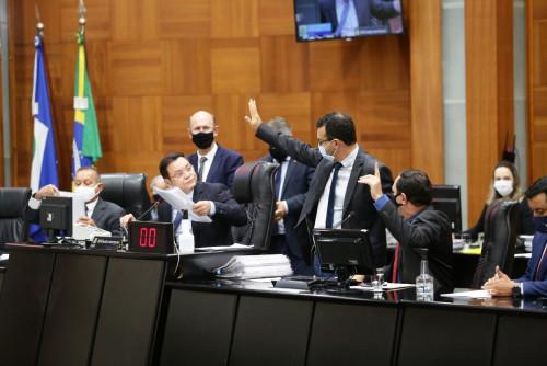 A Assembleia realizou sessões extraordinárias e aprovou o orçamento de 2021 em janeiro