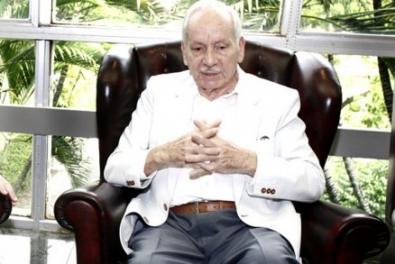 Ex-governador de MT não resiste a Covid-19 e morre em Cuiabá