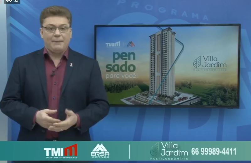 SBT COMUNIDADE - RONDONÓPOLIS - 1ª EDIÇÃO - 22/07/2020