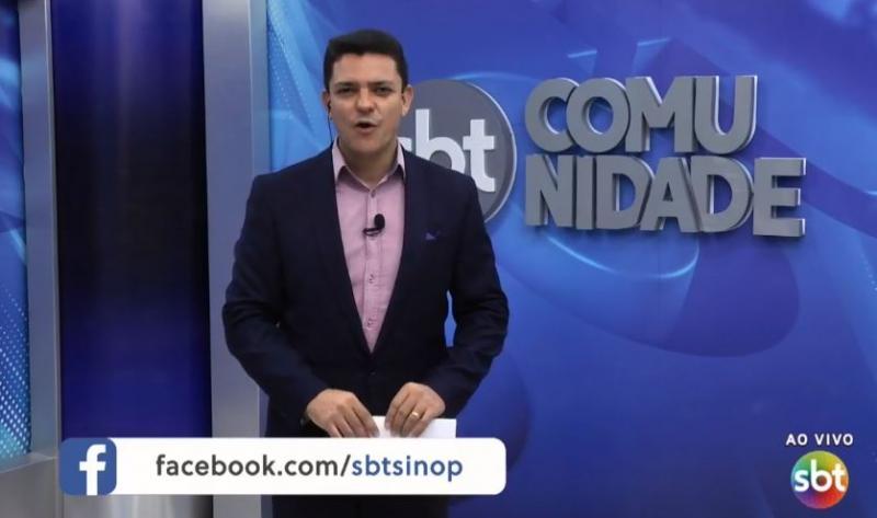 SBT COMUNIDADE - SINOP - 1ª EDIÇÃO - 18/06/2020