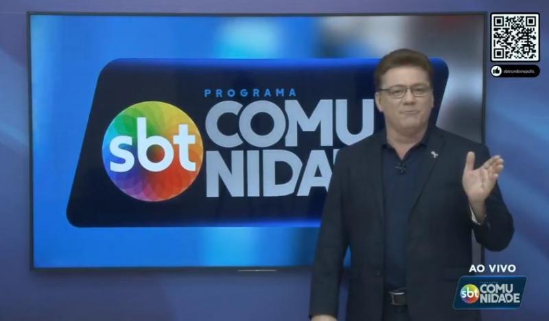 SBT COMUNIDADE 1ª EDIÇÃO - RONDONÓPOLIS - 03/09/2020