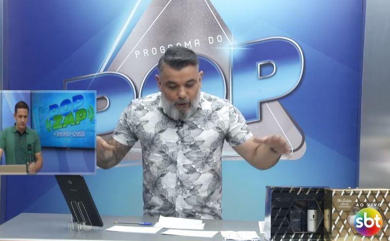 PROGRAMA DO POP - SBT CUIABÁ - 17/06/2020