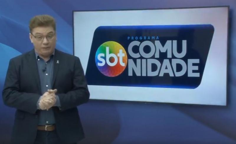 SBT COMUNIDADE - RONDONÓPOLIS - 1ª EDIÇÃO - 14/07/2020