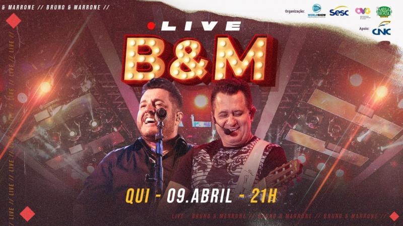 AGORA | Live de Bruno & Marrone