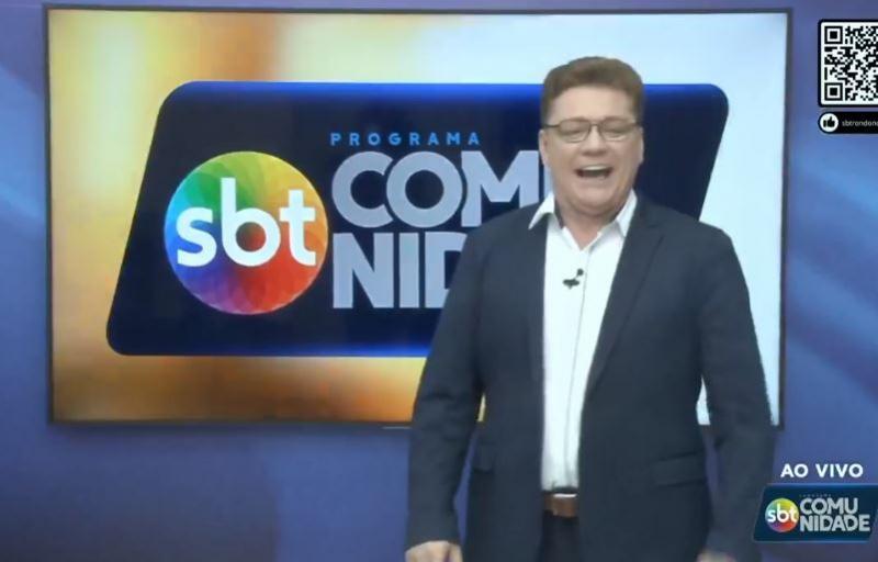 SBT COMUNIDADE - RONDONÓPOLIS - 1ª EDIÇÃO - 16/07/2020