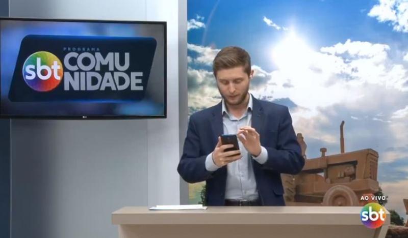 SBT COMUNIDADE 1ª EDIÇÃO - NOVA MUTUM - 29/08/2020