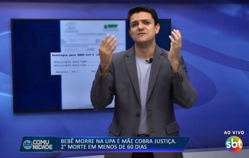 SBT COMUNIDADE - SINOP - 1ª EDIÇÃO - 22/07/2020
