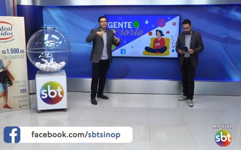 SBT COMUNIDADE 1ª EDIÇÃO - SINOP - 03/09/2020