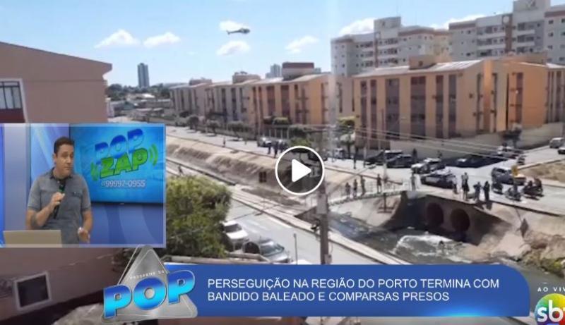 PROGRAMA DO POP - SBT CUIABÁ - 18/06/2020